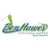Par 3 at Ben Hawes State Park Logo