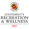 University of Maryland Golf Course Logo