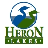 Heron Lakes Golf Club - Great Blue Course Logo