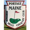 Portage Hills Country Club Logo