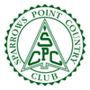 Eighteen Hole at Sparrows Point Country Club Logo