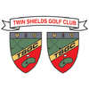 Twin Shields Golf Club Logo
