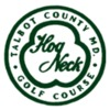 Eighteen Hole at Hog Neck Golf Course Logo