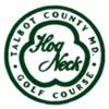 Eighteen Hole at Hog Neck Golf Course Logo