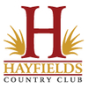 Hayfields Country Club Logo