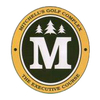 Tom Mitchell's Golf Gridiron Logo