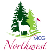 Inside Nine at Northwest Park Golf Course Logo