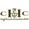 Highland Country Club Logo