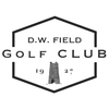 D. W. Field Golf Course Logo