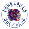 #1 at Ponkapoag Golf Club Logo