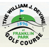 William J. Devine Franklin Park Golf Course Logo