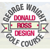 George Wright Golf Course Logo