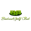 Bedrock Golf Club Logo