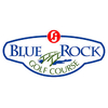 Blue Rock Golf Course Logo