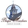 Blissful Meadows Golf Club Logo
