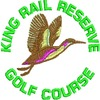 King Rail Reserve Golf Course Logo