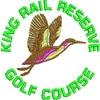 King Rail Reserve Golf Course Logo