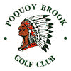 Poquoy Brook Golf Course Logo