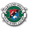 North at Oakland Hills Country Club Logo