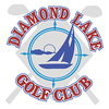 Diamond Lake Golf Course Logo