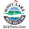 West/East at Scott Lake Country Club Logo