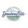 Dearborn Hills Golf Course Logo