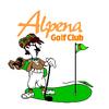 Alpena Golf Club Logo