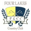 Four Lakes Country Club Logo