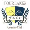 Four Lakes Country Club Logo