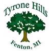 Tyrone Hills Golf Course Logo