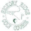 Red at Hickory Ridge Golf Course Logo