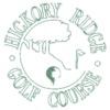 Blue at Hickory Ridge Golf Course Logo