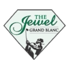 Jewel of Grand Blanc - Diamond Course Logo