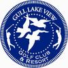 East at Gull Lake View Golf Club Logo