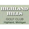 Highland Hills Golf Club Logo