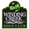 White at Winding Creek Golf Course Logo