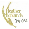 Championship at Heather Highlands Golf Club Logo