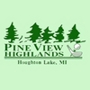 Pine View Highlands Golf Club Logo