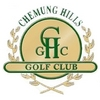 Chemung Hills Golf Club Logo
