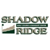 Shadow Ridge Public Golf Course Logo