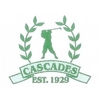 Cascades Eighteen at Cascades Golf Course Logo