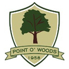 Point O'Woods Country Club Logo