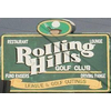 Rolling Hills Golf Course Logo