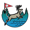 Lakes of the North - Deer Run Golf Course Logo