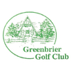 Greenbrier Golf Club Logo
