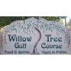 Willow Tree Golf Course Logo
