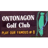 Ontonagon Golf Course Logo