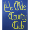 Ye Olde Country Club Logo