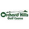 Eighteen Hole at Orchard Hills Golf Club Logo