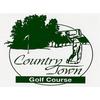 Country Town Golf Course Logo